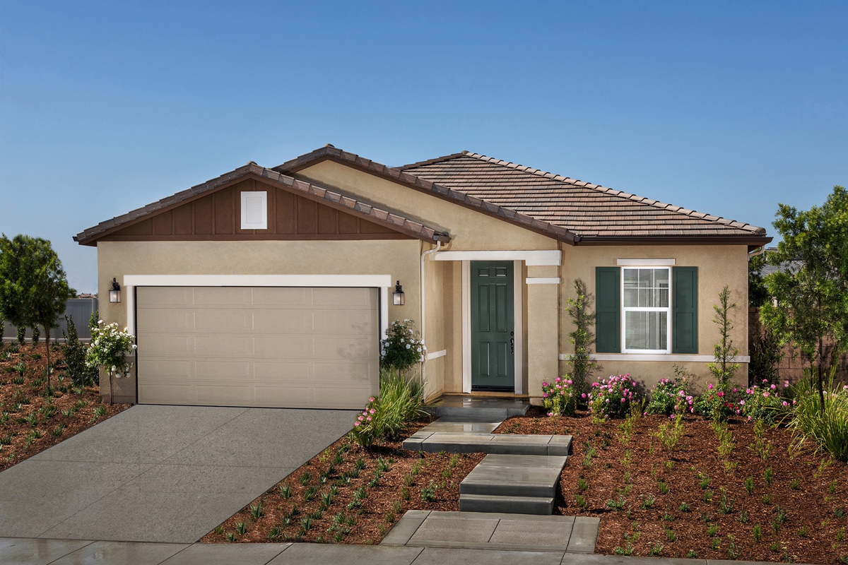 Santolina at Spencer's Crossing – A New Home Community by KB