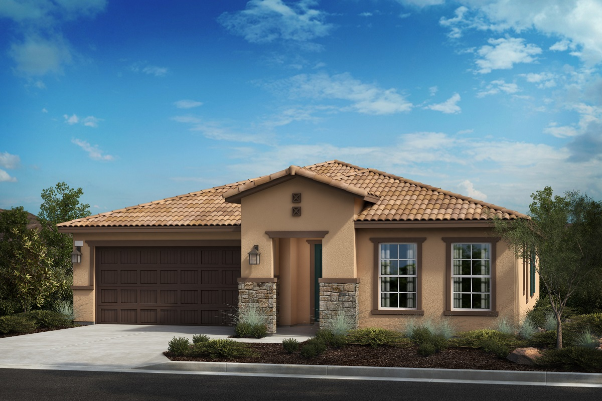 New Homes in South Perris, CA - California Wine Country 'E'