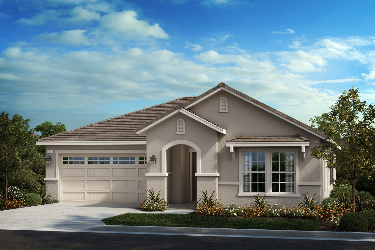New Homes in South Perris, CA - French Country 'D'