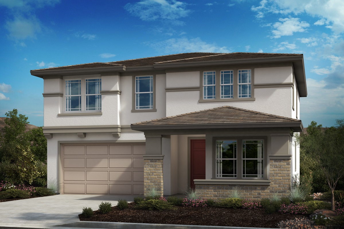 New Homes in South Perris, CA - Prairie 'C'