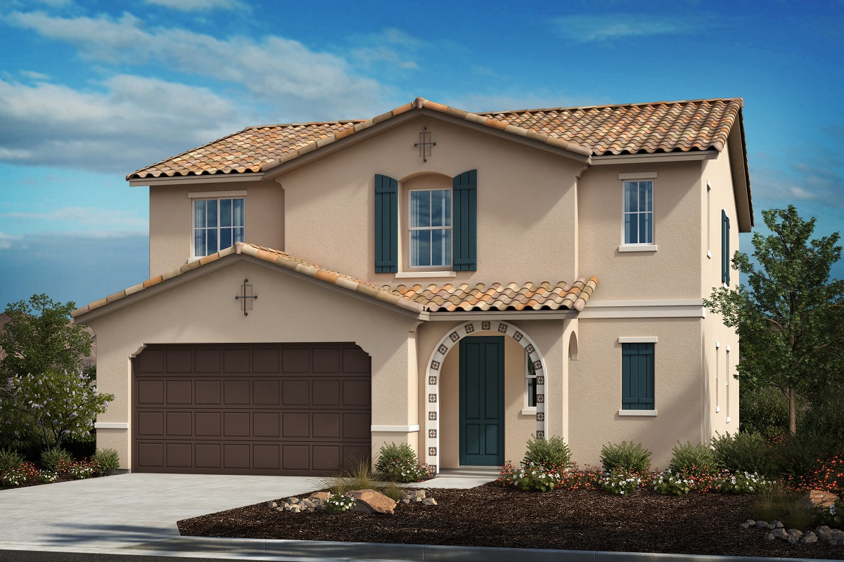 New Homes in South Perris, CA - Spanish 'A'