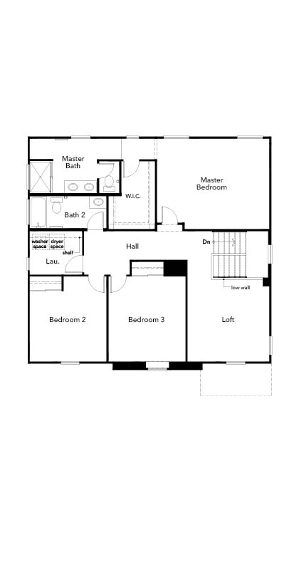 New Homes in South Perris, CA - Residence 2227, standard 2