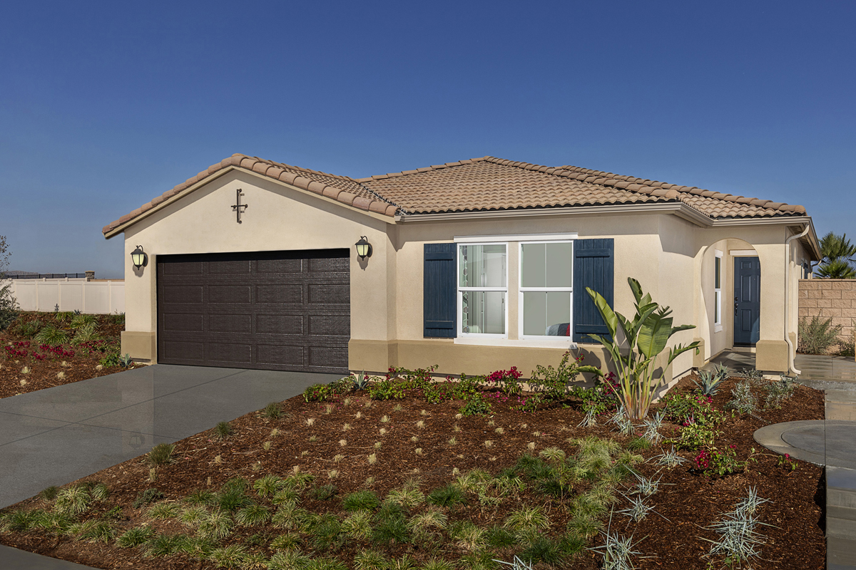 New Homes in South Perris, CA - Stonecreek at Green Valley Ranch Residence 1853