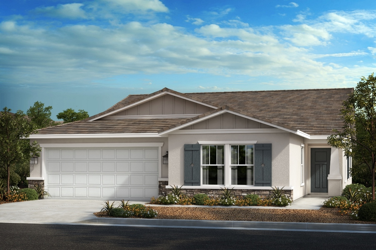 New Homes in Wildomar, CA - Elevation B