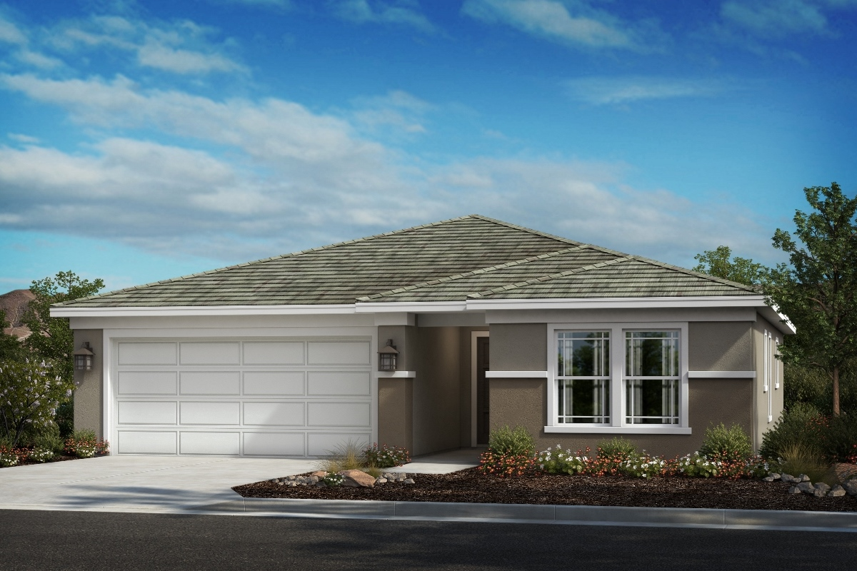 New Homes in Wildomar, CA - Transitional Prairie 'A'