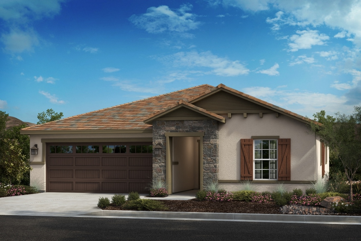 New Homes in Wildomar, CA - Cottage 'C'
