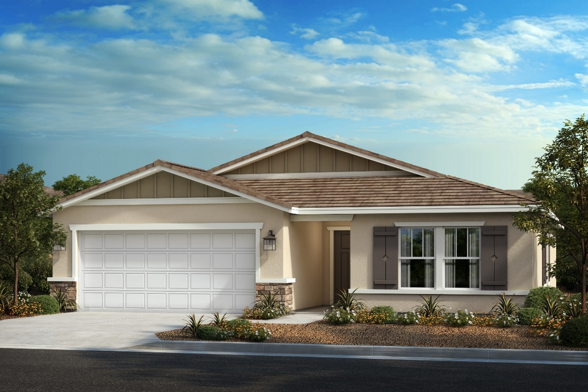 New Homes in Wildomar, CA - Bungalow 'B'
