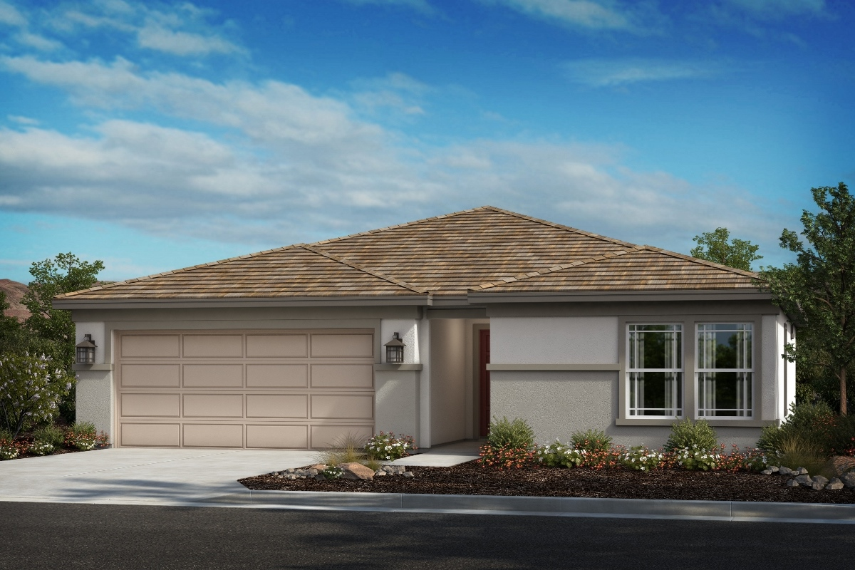 New Homes in Wildomar, CA - Elevation A
