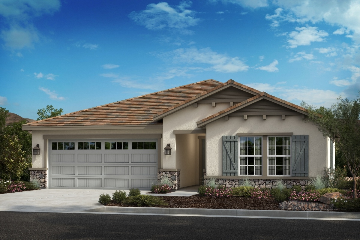 New Homes in Wildomar, CA - Elevation C