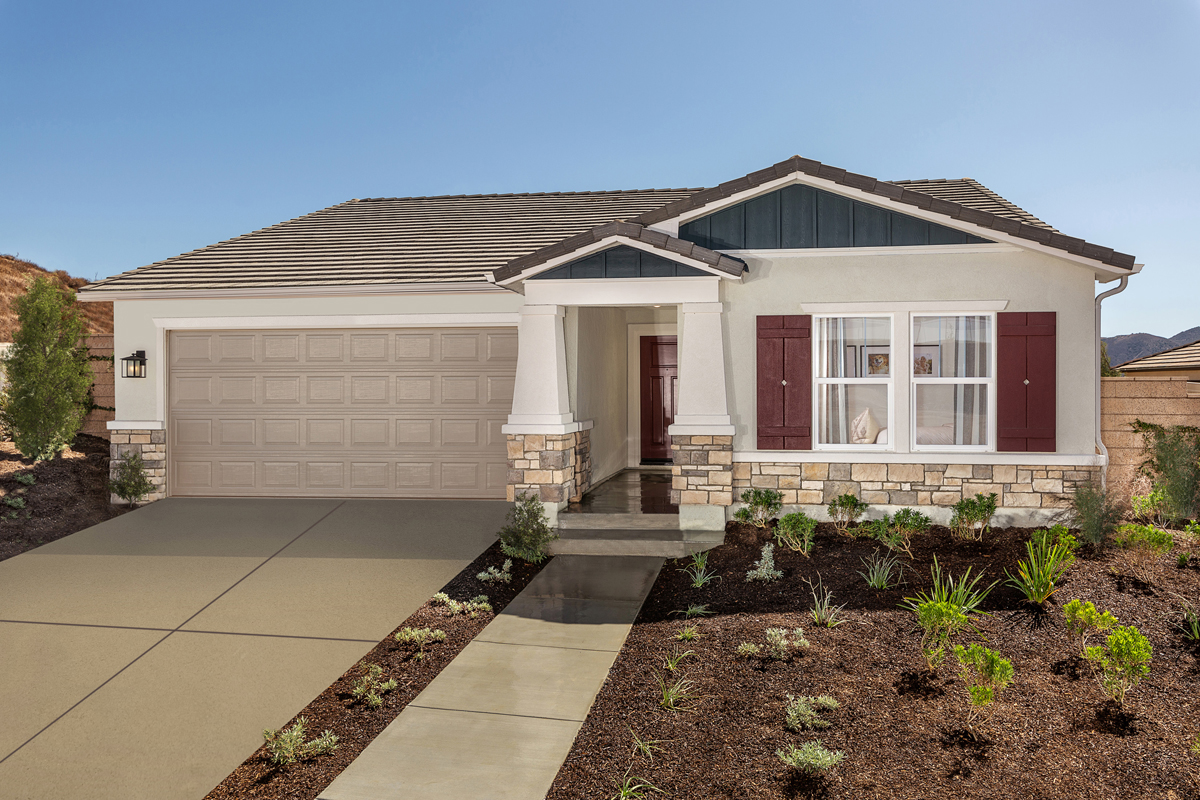 New Homes in Wildomar, CA - Summerhill Residence Two