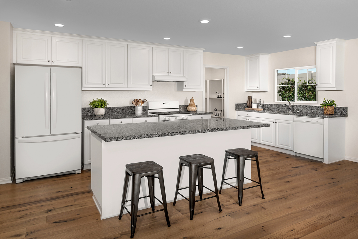 New Homes in Wildomar, CA - Summerhill Residence Two - Kitchen