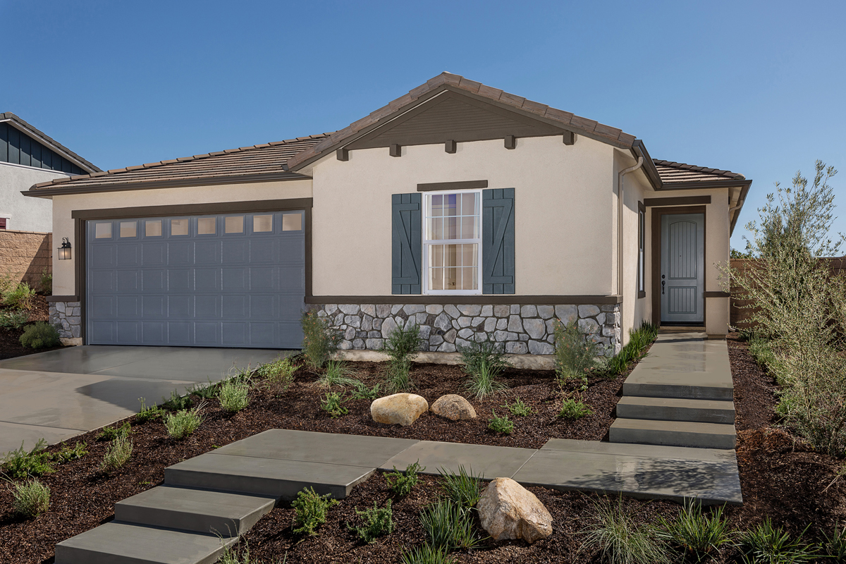 New Homes in Wildomar, CA - Residence Four Modeled