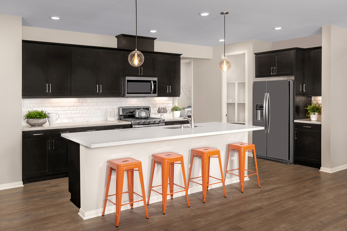New Homes in Wildomar, CA - Summerhill Residence Four - Kitchen