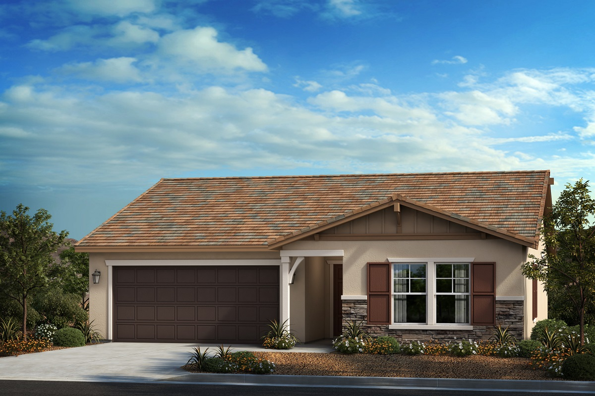 New Homes in Menifee, CA - Talavera Residence One - Ranch 'B'