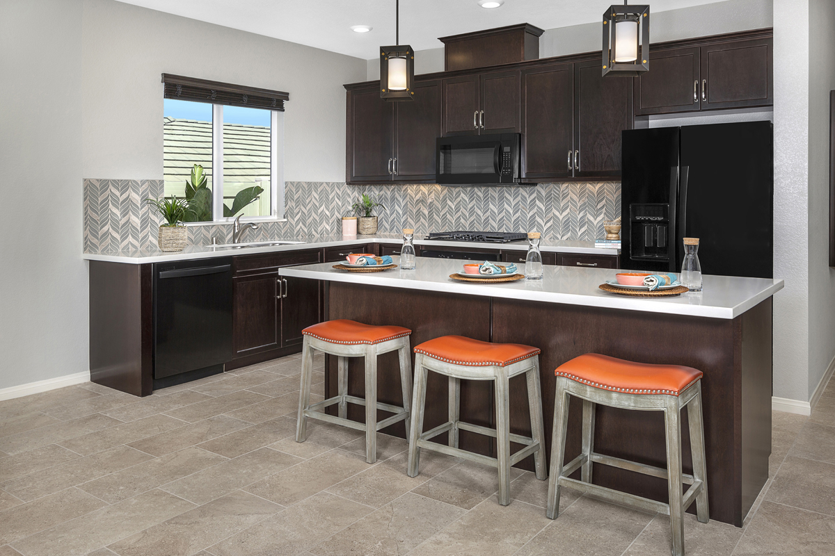 New Homes in Menifee, CA - Talavera Residence Two - Kitchen