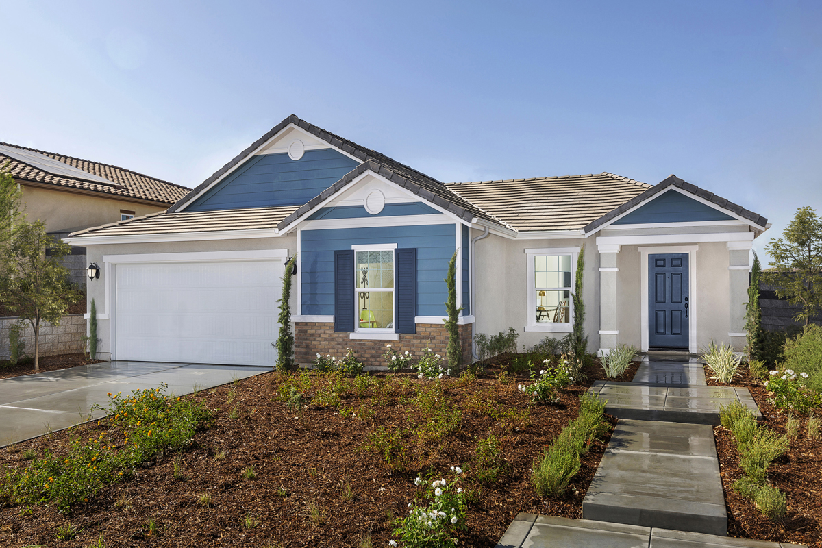 New Homes in Menifee, CA - Talavera Residence Three