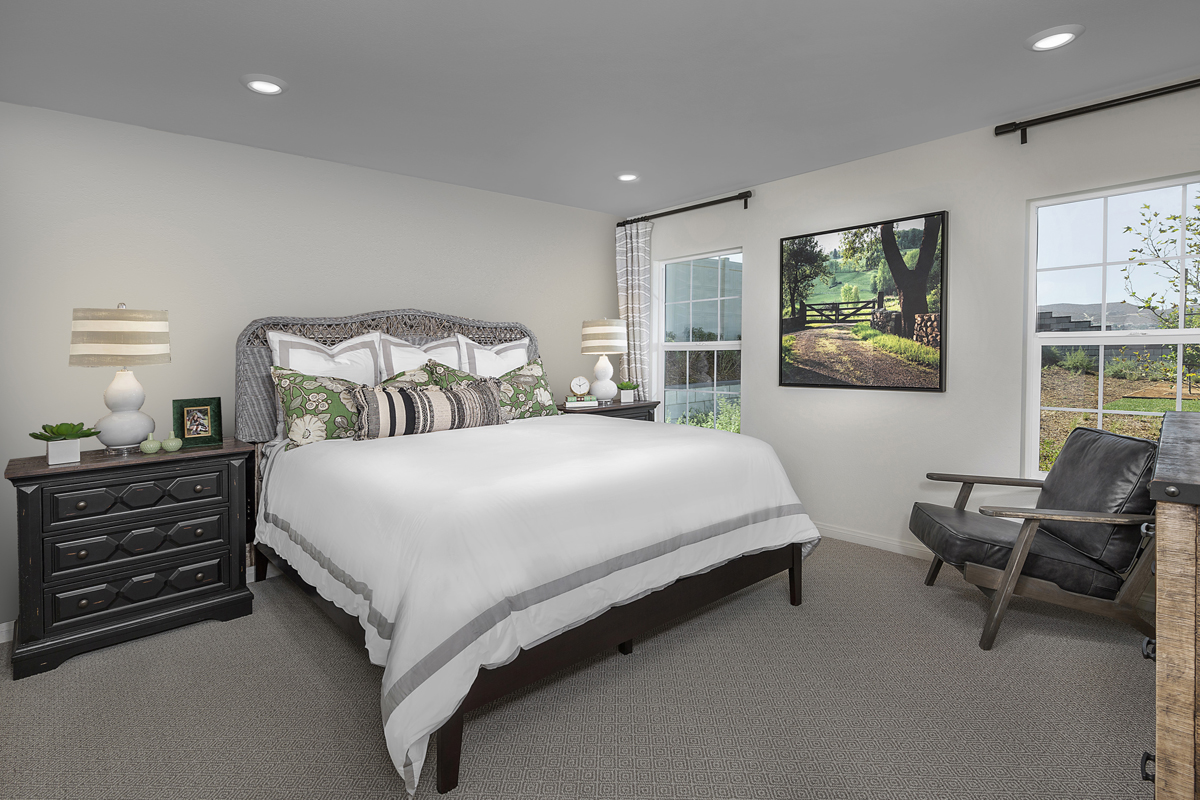 New Homes in Menifee, CA - Talavera Residence Three - Master Bedroom