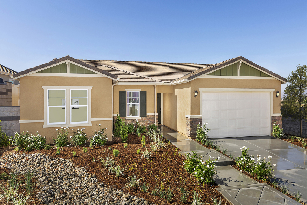 New Homes in Menifee, CA - Residence Four Modeled