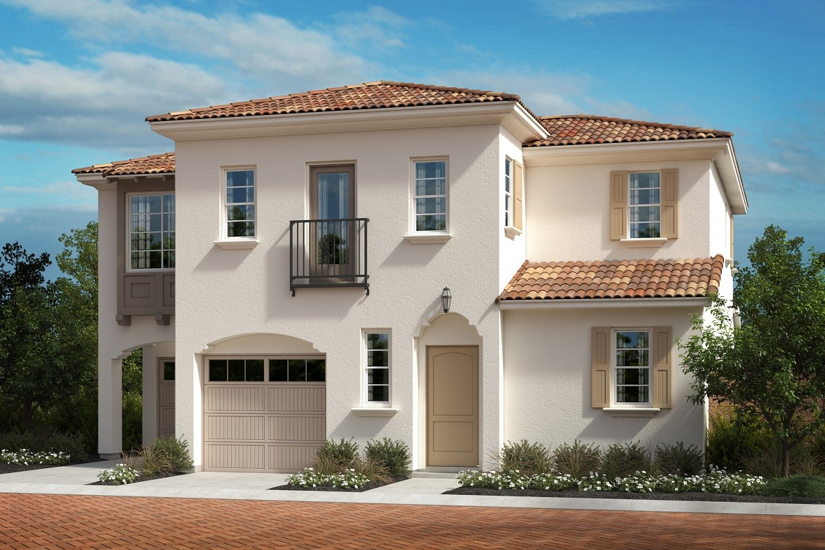 New KB quick-move-in homes available at The Courts at El Paseo in Fontana, CA.  is one of many quick-move-in homes to choose from.
