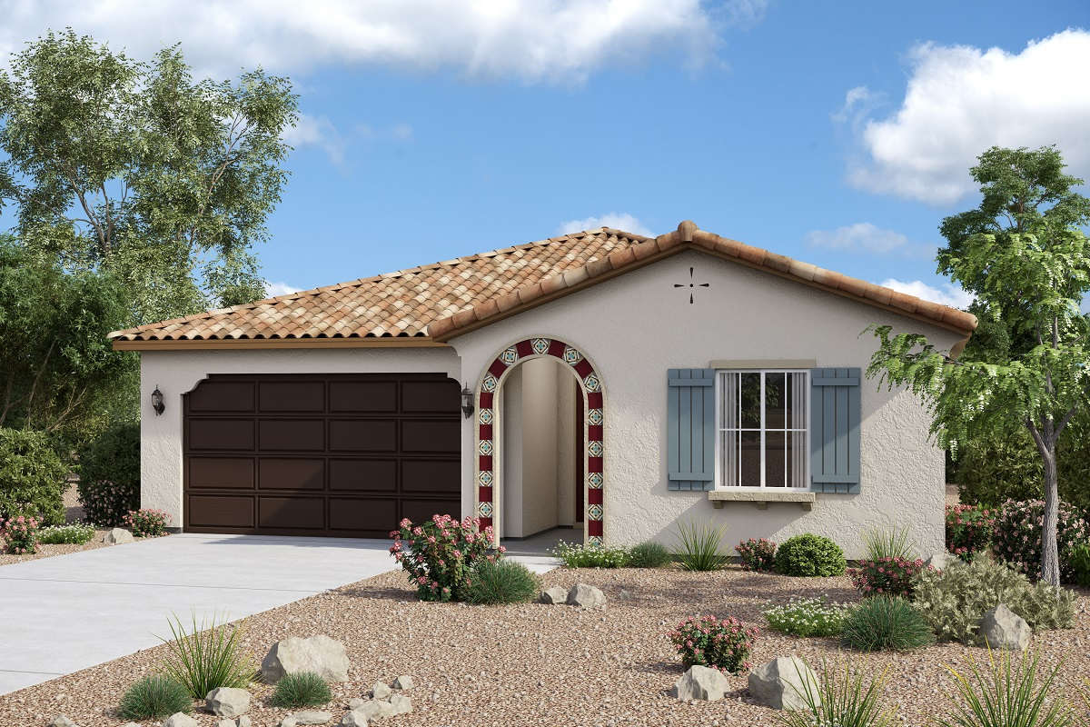 New Homes in Redlands, CA - Elevation A