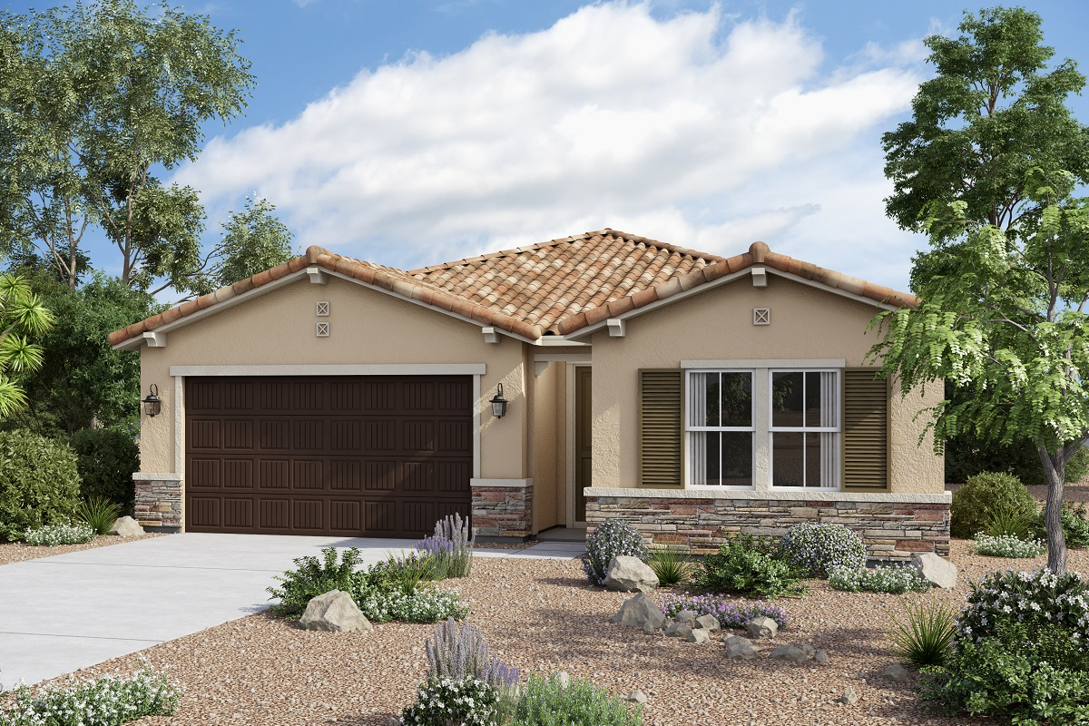 New Homes in Redlands, CA - Elevation B