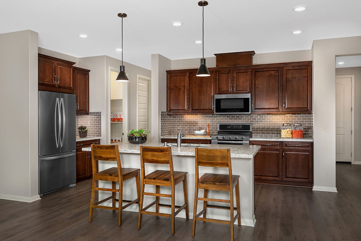 New Homes in Redlands, CA - The Meadows Residence 1853 - Kitchen