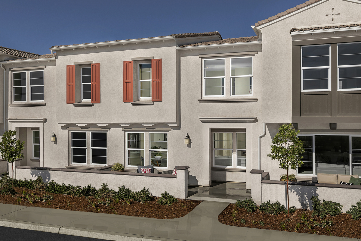 New Homes in North Fontana, CA - The Towns at El Paseo Residence One