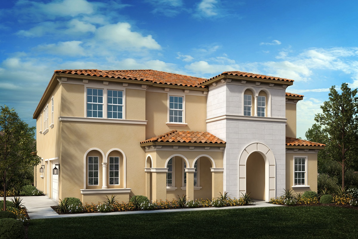 New Homes in Riverside, CA - Italianate 'B'