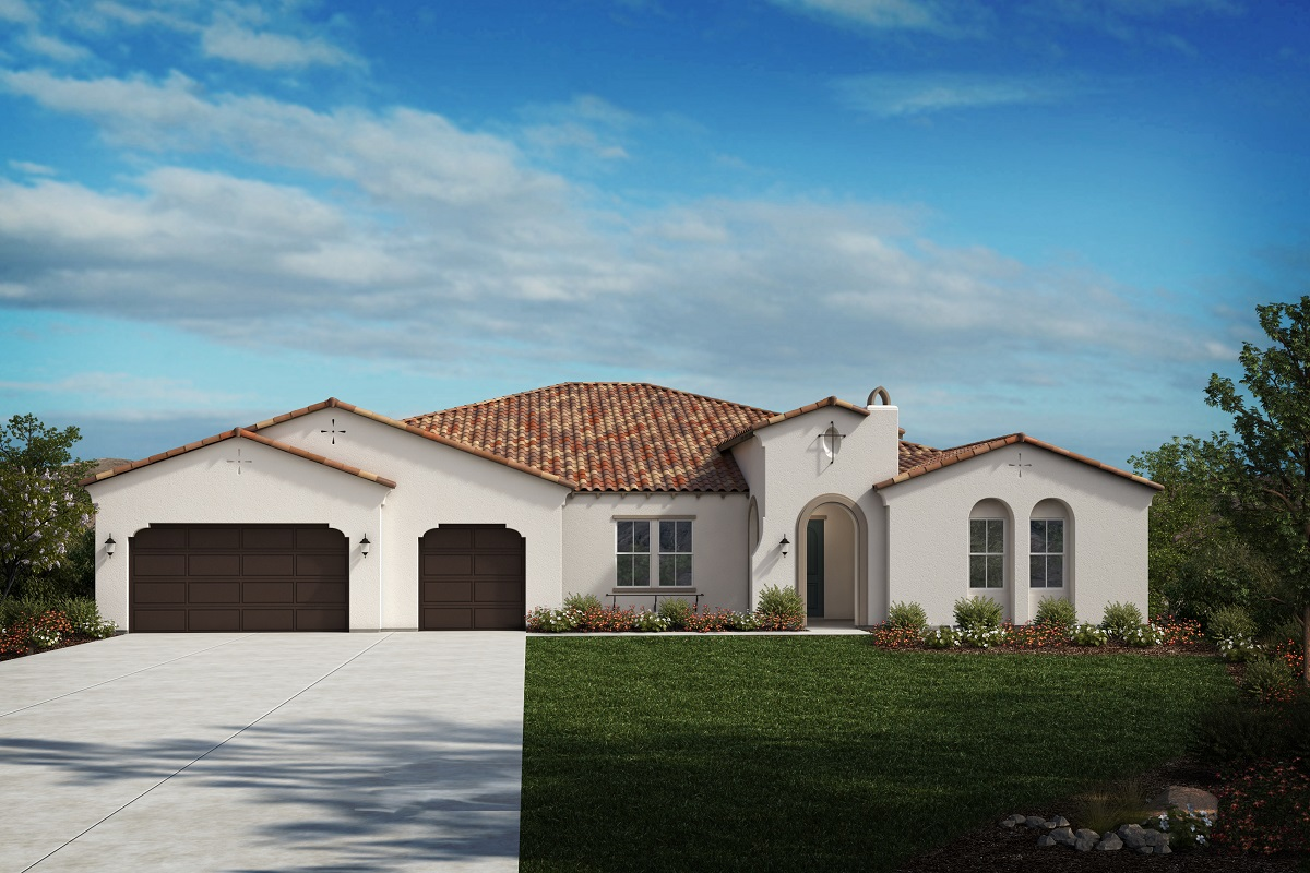 New Homes in Riverside, CA - Spanish 'A'
