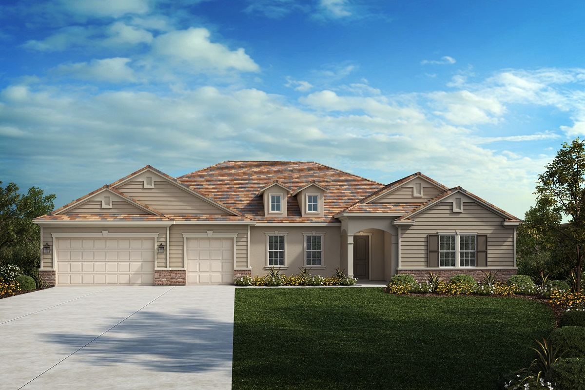 New Homes in Riverside, CA - Traditional 'C'