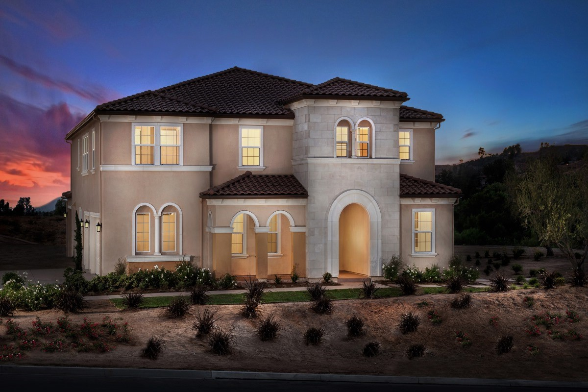 New Homes in Riverside, CA - The Trails at Mockingbird Canyon Residence Two