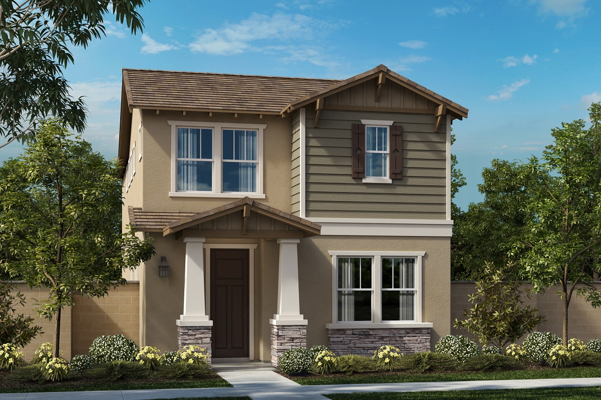 New KB quick-move-in homes available at Turnleaf in Chino, CA.  is one of many quick-move-in homes to choose from.
