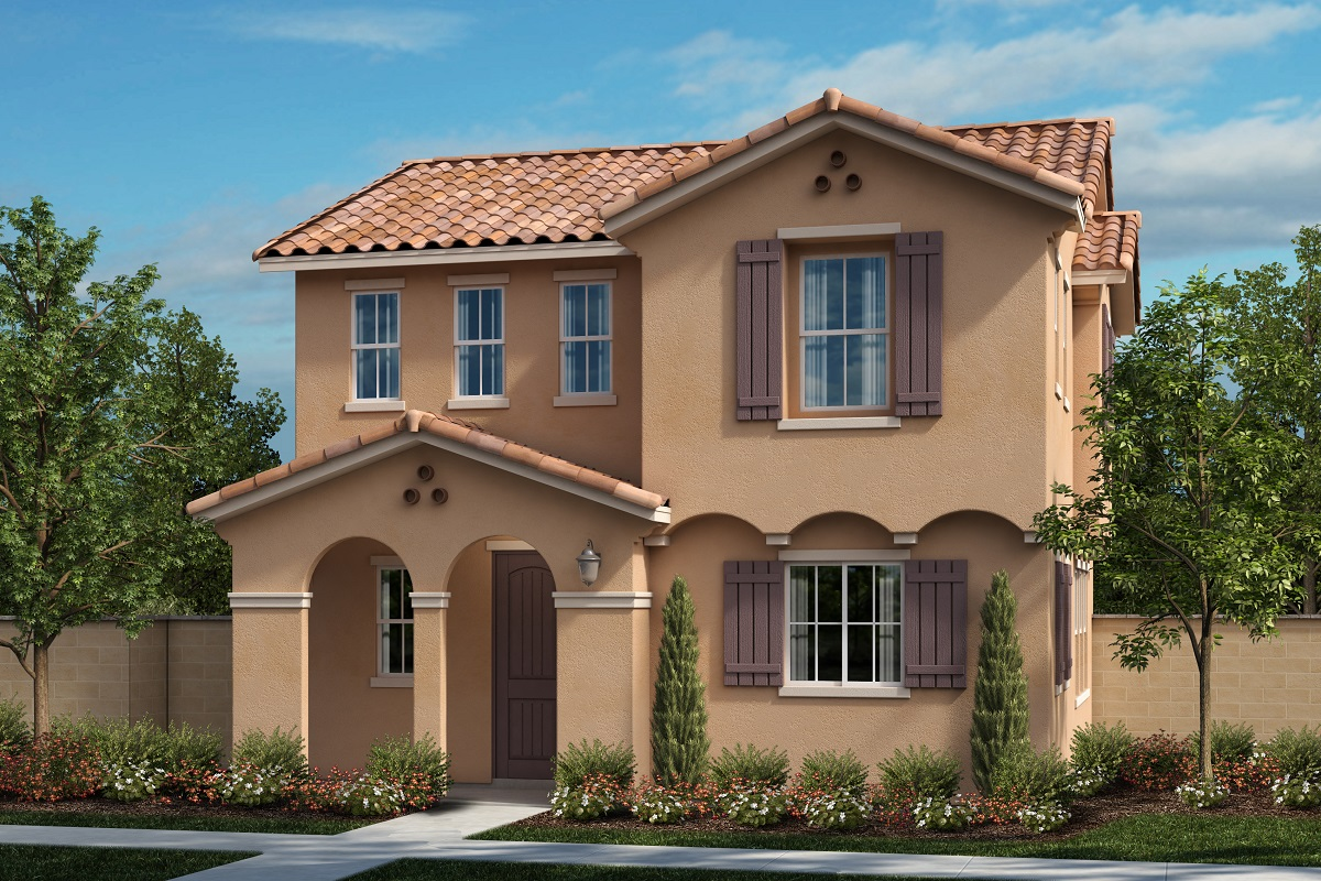 New Homes in Chino, CA - Elevation A