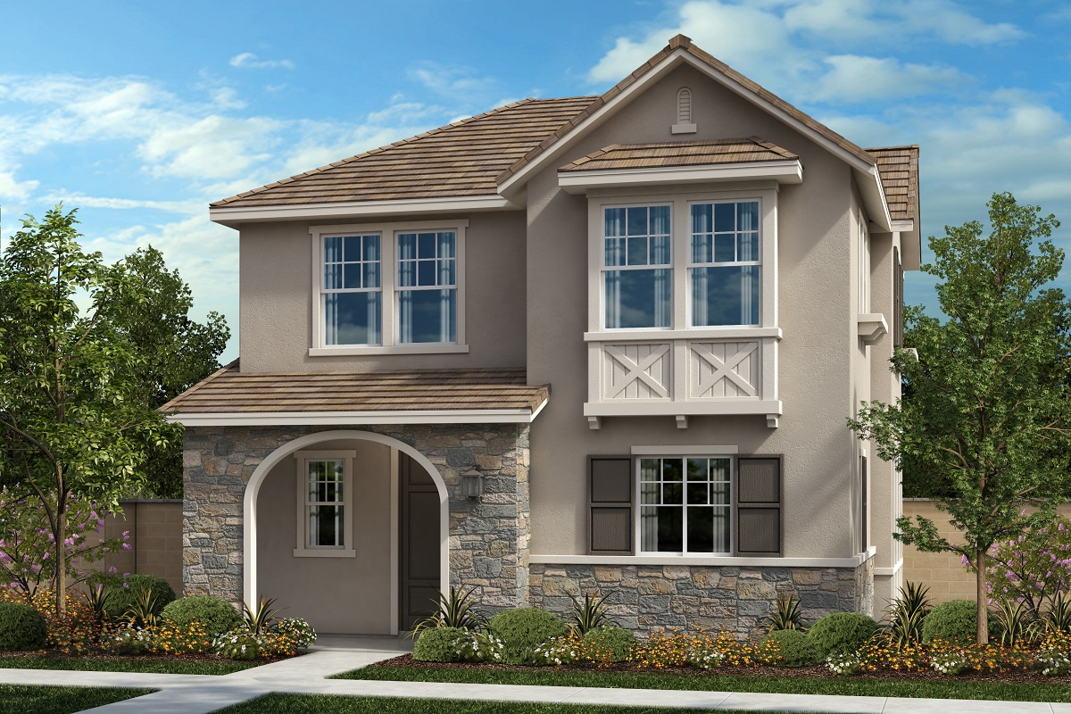 New Homes in Chino, CA - Elevation B