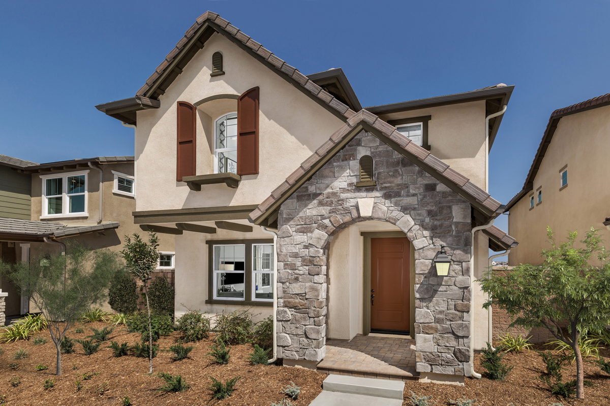 New Homes in Chino, CA - Turnleaf Residence 1732 Elevation B