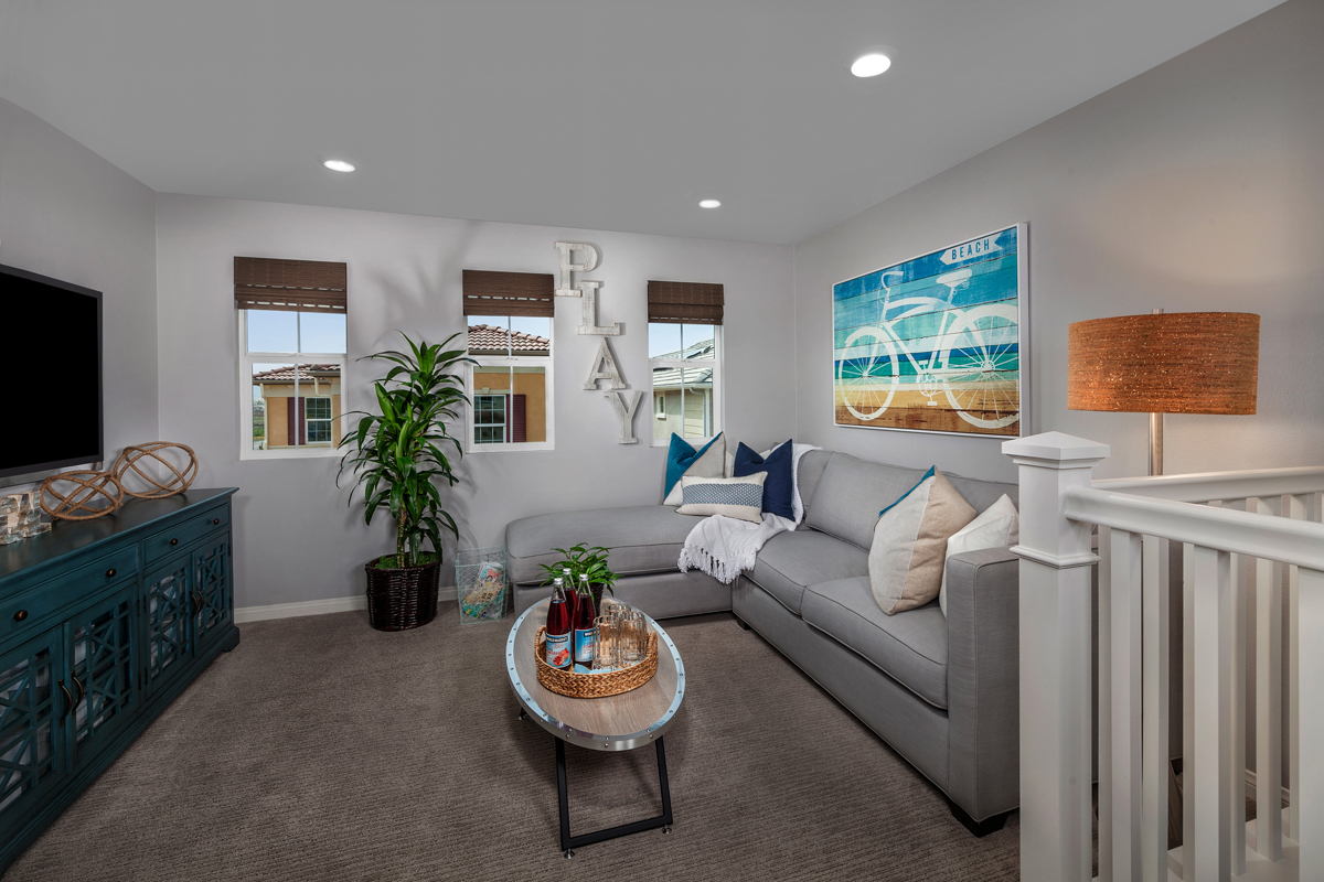 New Homes in Chino, CA - Turnleaf Residence 1789 - Loft