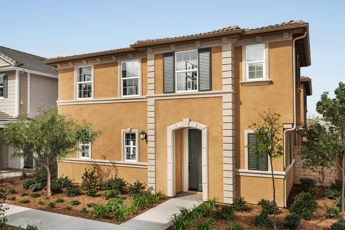 New Homes in Chino, CA - Residence 2464 Modeled