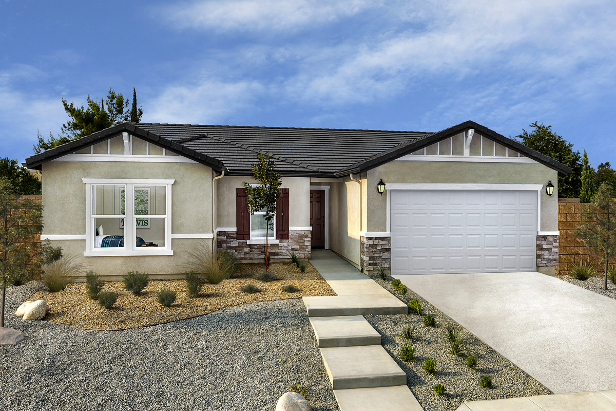 New Homes in Victorville, CA - Plan 1779 Modeled