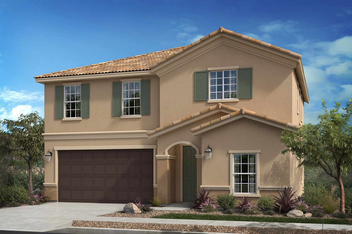 New Homes in Victorville, CA - Whispering Creek 'B'