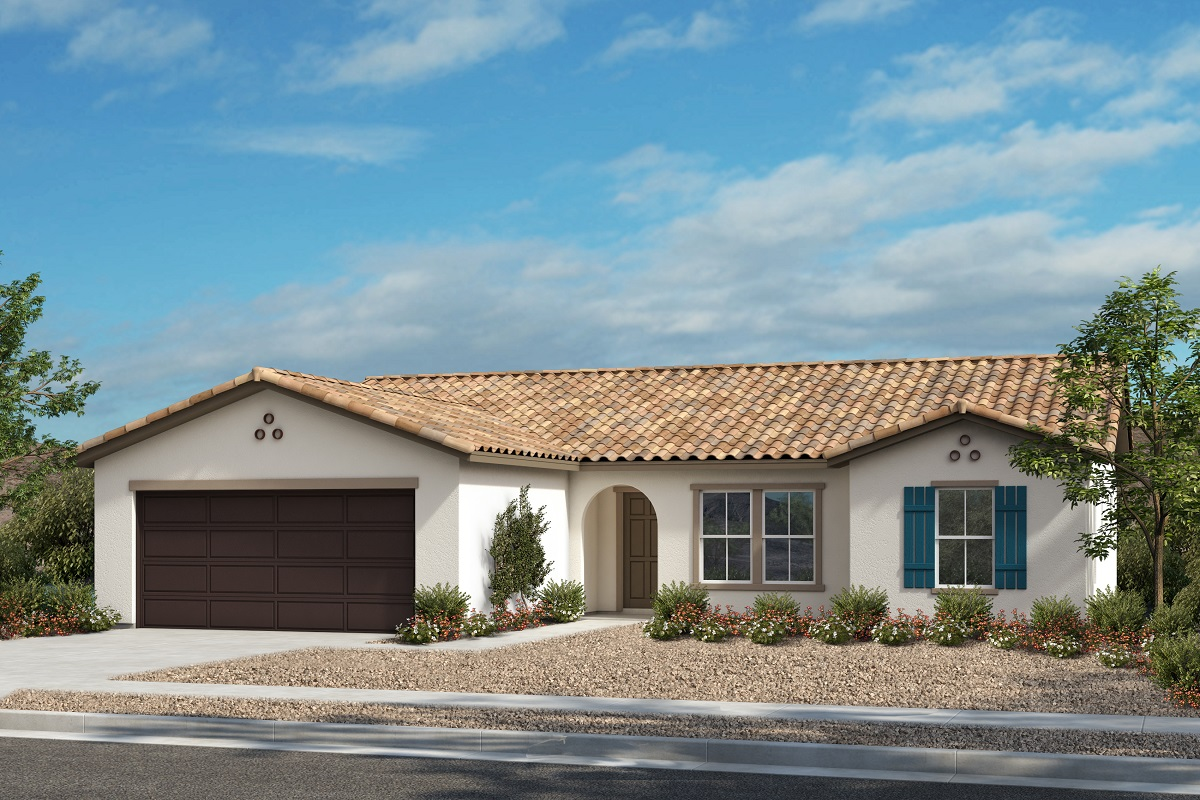 New Homes in Victorville, CA - Elevation A