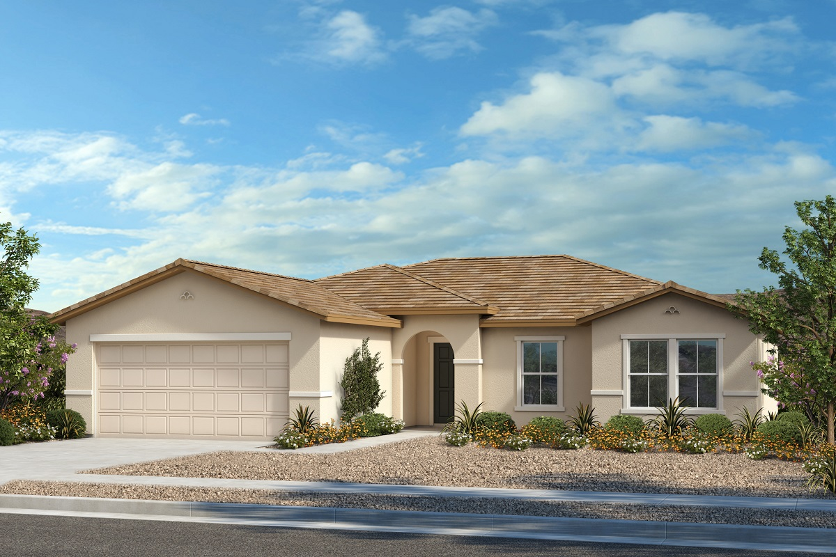 New Homes in Victorville, CA - Elevation B