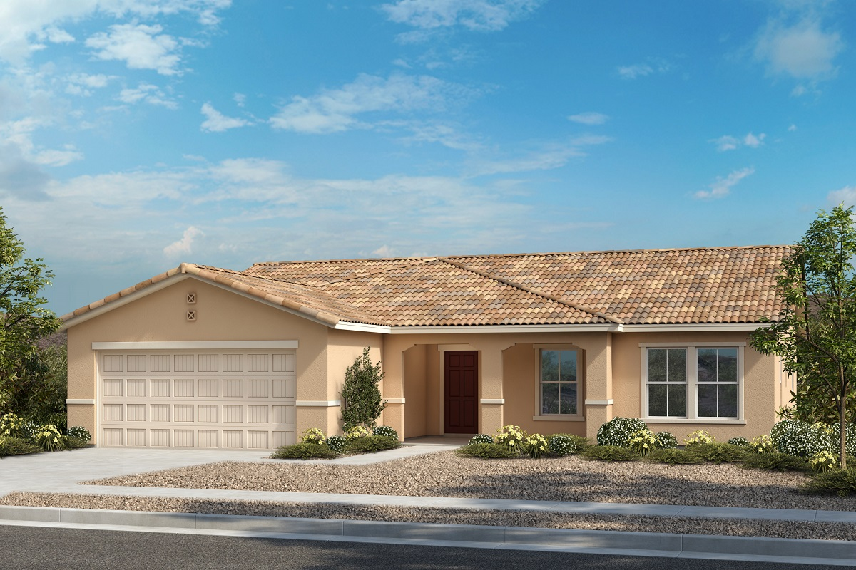 New Homes in Victorville, CA - Whispering Creek Plan 1698 Elevation C
