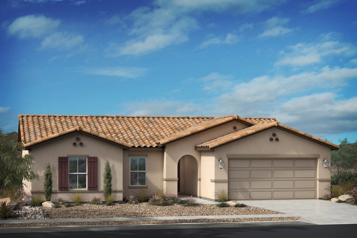 New Homes in Victorville, CA - 'A'