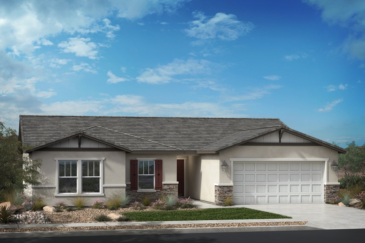 New Homes in Victorville, CA - Plan 1779