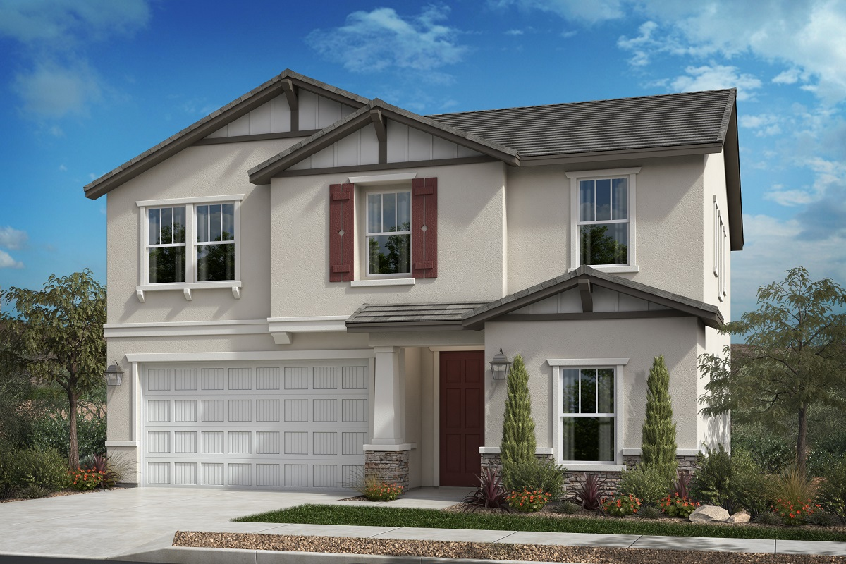 New Homes in Victorville, CA - Whispering Creek 'C'