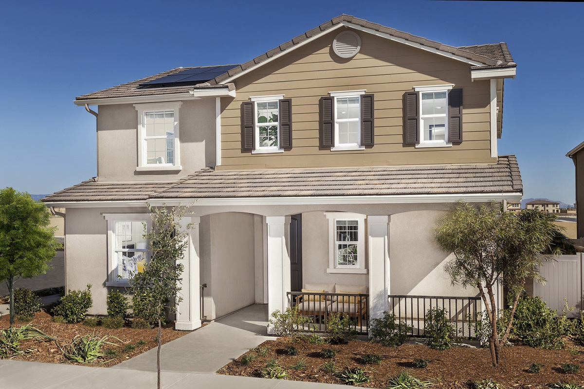 New Homes in Ontario Ranch, CA - Residence 2335