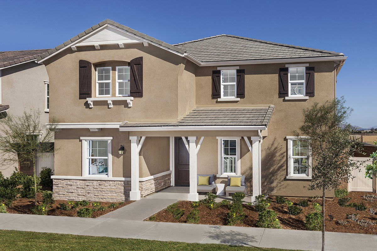 New Homes in Ontario Ranch, CA - Willowmore at Park Place Residence 2479