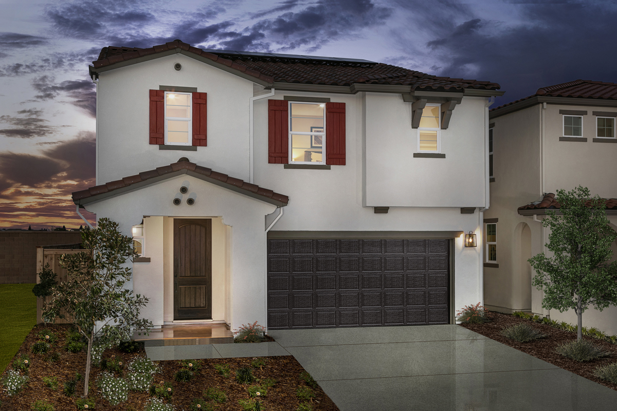 New Homes in Sacramento, CA - Bridgewater Plan 2057