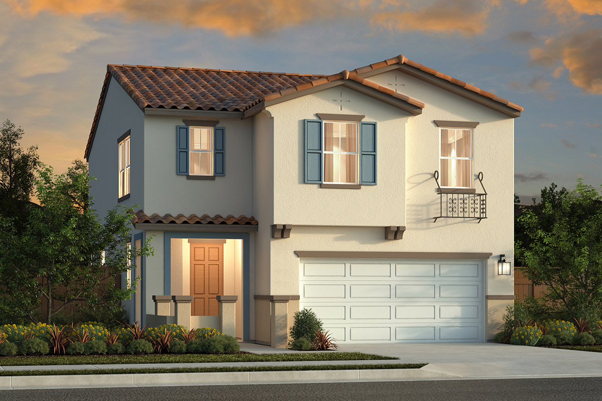 New Homes in Sacramento, CA - Bridgewater Plan 1885 Elevation B