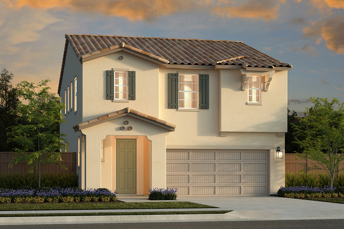 New Homes in Sacramento, CA - Elevation C